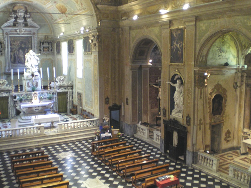 Convento di Genova, estate 2021